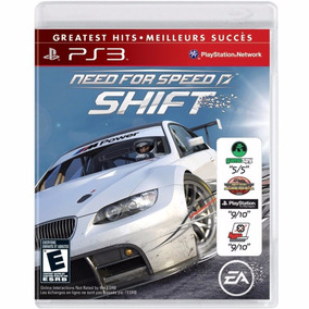 Jogo Need For Speed Shift Playstation 3 Seminovo
