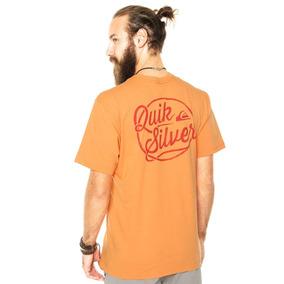 Camisa Quick Silver - Camisa Manga Curta Masculinas no Mercado Livre ... c00a8eb0f68