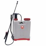 Pulverizador De Plástico Costal Manual 15 Litros Worker-155