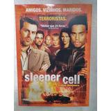 Sleeper Cell: Ataque Terrorista Box Dvd 1ª Temporada (raro)