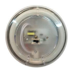 Plafon Neon Blanco Direccional C/aumento 15cm - Cymaco