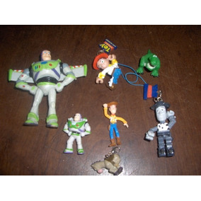 Lote 7 Miniaturas Toy Story
