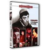 Dvd A Estalagem Vermelha - Fernandel Original Lacrado