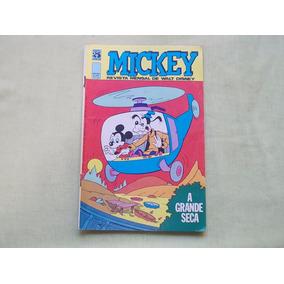 Revista Gibi Mickey Abril 1975 N. 270