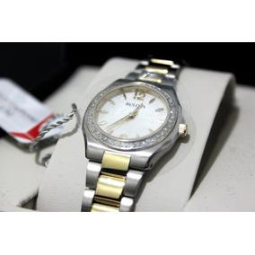 915c9107943 Relogio Bulova C970300 24 Diamantes - Relógios no Mercado Livre Brasil