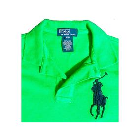Camisa Polo Ralph Lauren Infantil - Pólos para Meninos no Mercado ... c3045f9b57e