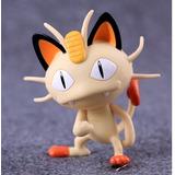 Figuras Pokemon Charizard+ Meowth 8,5 Cm