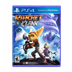 Juego Ps4: Ratchet & Clank