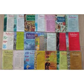 Revista Seleções Raras Lote 20 Revistas 1943 A 1996