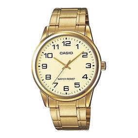 Reloj Casio Mtp-v001g Nuevo Y 100% Original