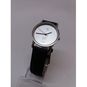 1698e71a1f6 Relógio Mercedes Benz Modelo S L K Com Pulseira Em Couro