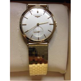 Reloj Longines Flagship Vintage Oro 18k 59.3g