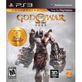 God Of War Saga Ps3 Digital Español Gcp