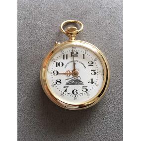 35db2a4472e Relogio Bolso Antigo Ouro - Relógios no Mercado Livre Brasil