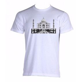Camiseta Allsgeek Taj Mahal India 1 6132f855745