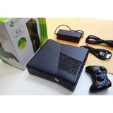 Xbox 360 E 4gb Con Un Control Y Un Juego