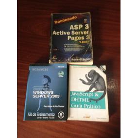 19 Livros De Programação Asp, Ajax Php Css3 Html5 Access