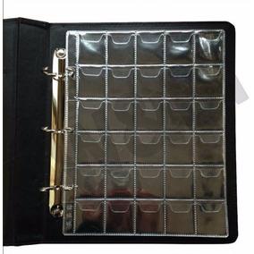 Plastico Para Guardar Moedas E Palhetas 30 Bolsos (coleção)