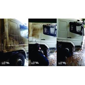 Shampoo Podium Exclusivo Lavado De Camiones Sin Frotar X10l.