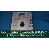 Adaptador Bluetooth (novo)
