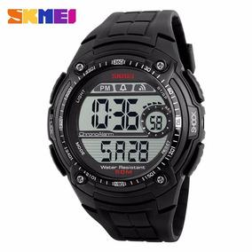 Reloj Quarzo Skmei 1203 Negro Sumergible