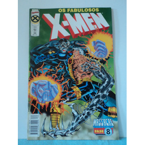 Hq-os Fabulosos X-men:vol.34:marvel Comics:homem De Ferro