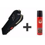Maquina Choque 12000vts + Spray Pimenta Extra Forte 110ml
