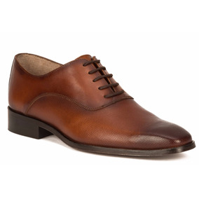 c568a6f8f98 Zapatos De Vestir Cafe Claro - Zapatos en Mercado Libre México