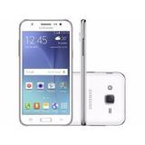 Smartphone Samsung Galaxy J5 Duos 16gb Branco - Dual Chip 4g