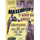 Dvd Noivo Da Girafa, Com Mazzaropi, Brasil 1957 +