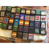 Juegos Para Atari 2600 Colección De 34 Juegos