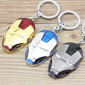 Chaveiro Homem De Ferro Vingadores Em Metal Iron Man
