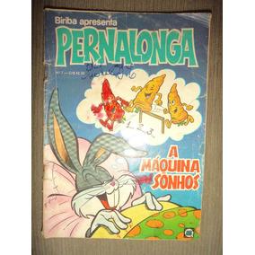 Biriba Apresenta Pernalonga 7 Rge 1981 Otimo