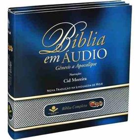 Bíblia Em Audio Completa Mp3 9 Cds Voz Cid Moreira Original