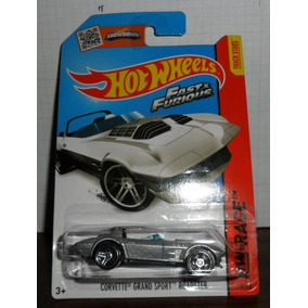 Hot Wheels - Hw Race - Corvette Grand Sport Roadster - Fast