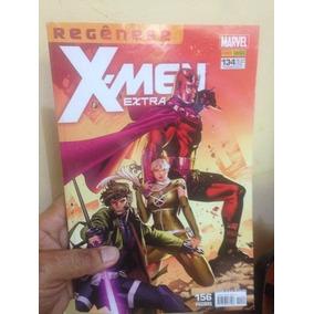 Regênese X Men Extra 134 156 Páginas