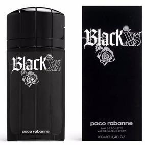Perfume Paco Rabanne Black Xs -- 100ml -- Caballero Original