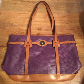 Hermosa Bolsa Dooney & Bourke Luxury Piel Fina 100% Original
