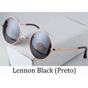 Oculos John Lennon Preto De Sol - Óculos no Mercado Livre Brasil abb6dcf460