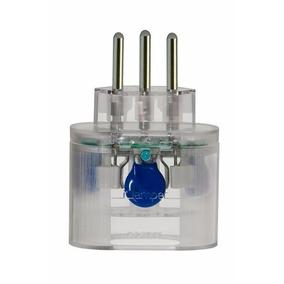 Clamper Protetor Contra Raios 3 Pinos - Kit Com 3 Unidades