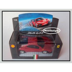 Ferrari - 360 Gtc - V-power - Sheel - F(1266)