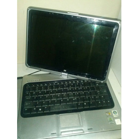 . Notebook Tablet Hp Tx1000 Defeito Nao Da Video Conservado