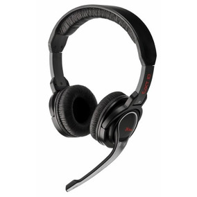 Headset Gamer Com Microfone Integrado Gxt10 - Trust Gaming