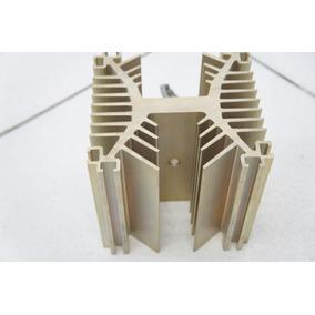 Dissipador De Calor Em Aluminio Para Montagens Diversas