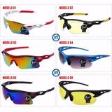 Kit C  10 Óculos De Visão Noturna Ciclismo Feminino Atacado 6c53cde724