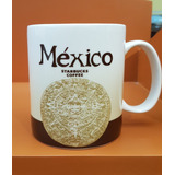 Taza City Mug Starbucks México