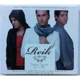 Reik. Un Día Más. Edición Especial. (cd+dvd) Original