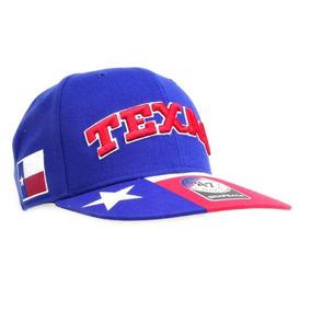 Boné Texas Azul - Forty Seven Brand abbe5adbc9d92