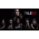 True Blood - Coleção Dublada Com Caixinhas E Encartes