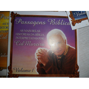 Cd Cid Moreira Passagens Bílicas 24 Cds Raridade